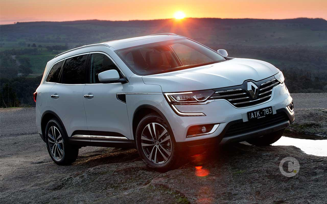 renault koleos 2017 equipo titular blogaraje. Black Bedroom Furniture Sets. Home Design Ideas