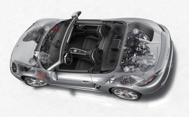 Porsche-718-Boxster-turbocharged-flat-four-05-626x390