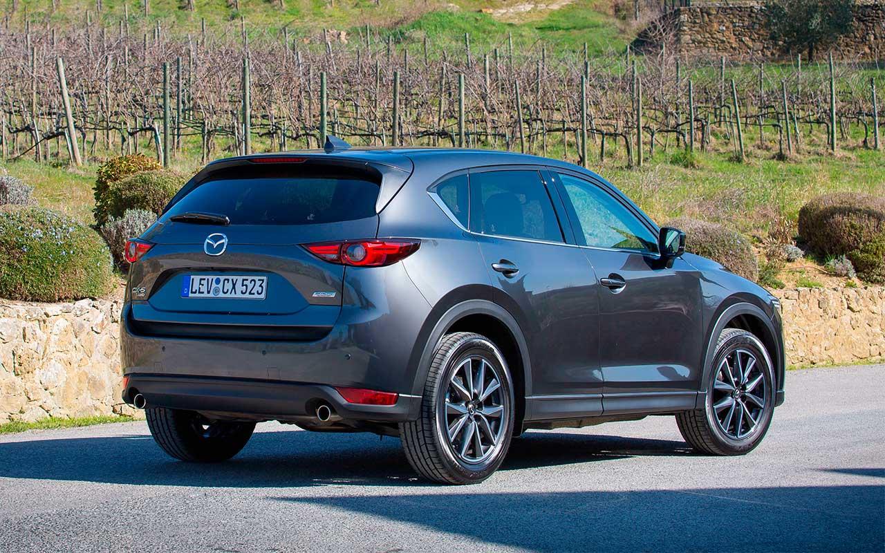 Mazda Cx 5 2018 Otra Mirada Blogaraje