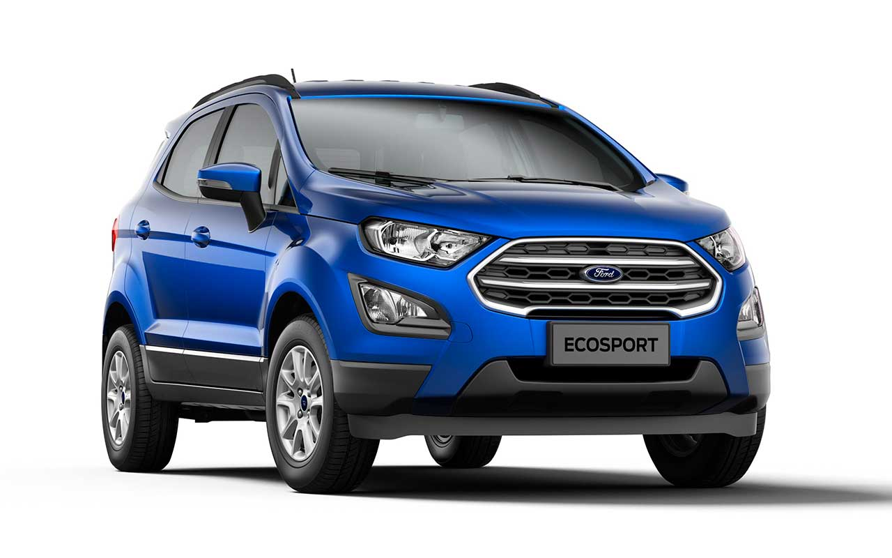 ford ecosport 2018 subiendo estrato blogaraje. Black Bedroom Furniture Sets. Home Design Ideas