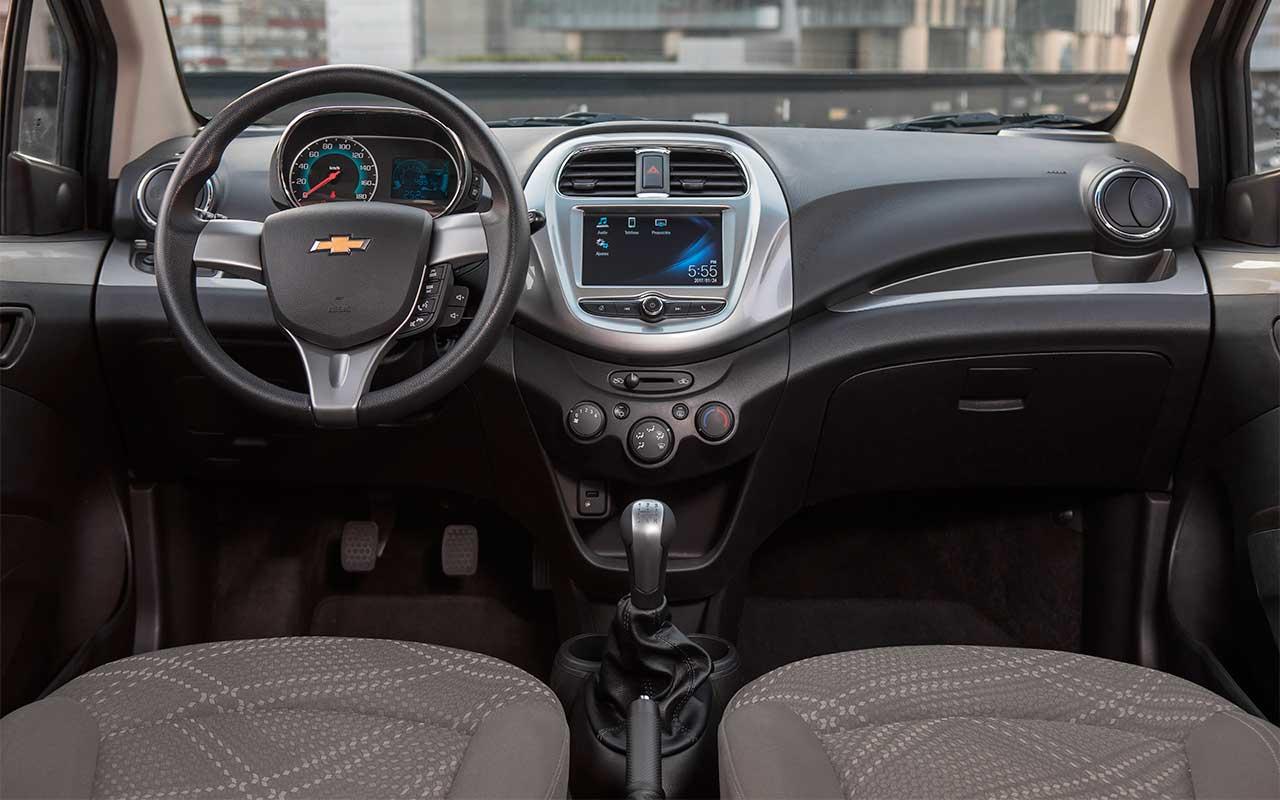 Prueba Chevrolet Spark Gt Ltz 2019  Test De Sobriedad