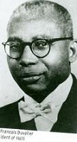 Francois Duvalier - Papa Doc