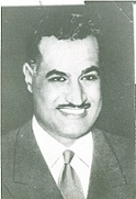 Gamal Abdel Nasser (Presidente Republica Arabe Unida