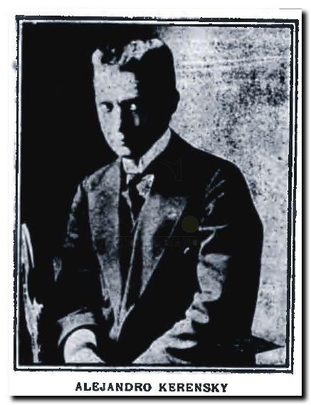 Alejandro Kerensky