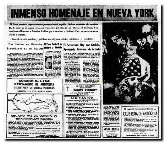 Centro de Informacion Periodistica Archivo CIP El Colombiano