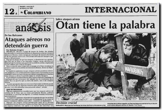 Sarajevo ataques