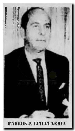 Carlos J Echavarria