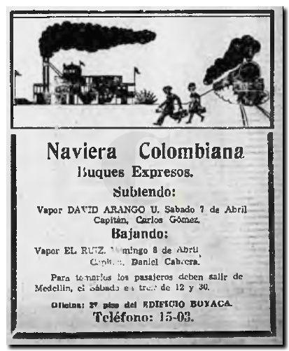 Naviera colombiana