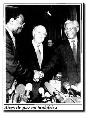 Paz Nelson Mandela