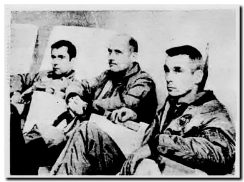 Astronautas estadounidenses