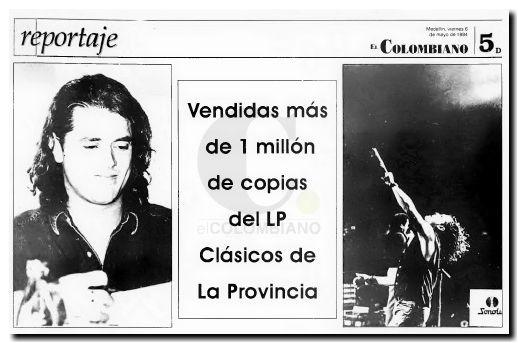 Carlos Vives La Provincia