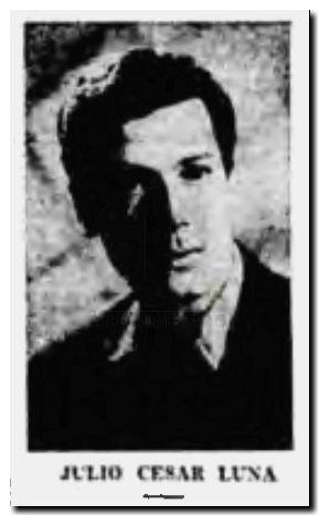 Julio Cesar Luna