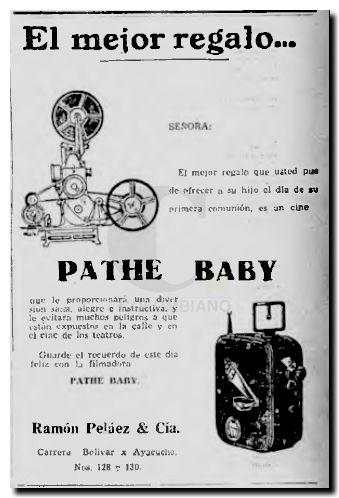 Pathe baby Cine