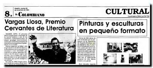 Centro de Información Periodística Archivo CIP El Colombiano