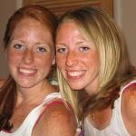 Pecas y cabello rojo asociados a mutaciones cancerígenas. Foto Wikipedia