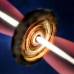 Dibujo del proceso de formación de una estrella. Cortesía Instituto de Astronomía