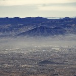 Contaminación en Toluca, México, similar a la que ha vivido Medellín. FotoWikipedia