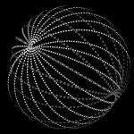 Así es una estructura Dyson rodeando un cuerpo. Foto Wikipedia
