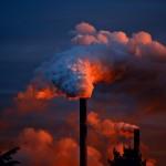 Actividad emisora de gases de invernadero. Foto Pixabay