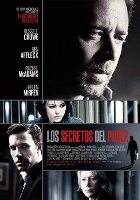 Secretos del poder, de Kevin Macdonald | Cinéfagos