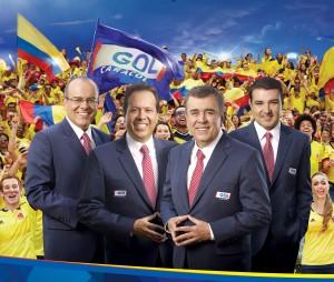 GOL CARACOL COPA AMERICA EUCOL-Cortesia Caracol Tv.