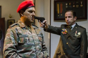 El Comandante Chavez