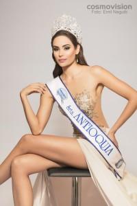 Srta Antioquia 2016 Vanessa Pulgarin Monsalve Foto de Emil Naguib