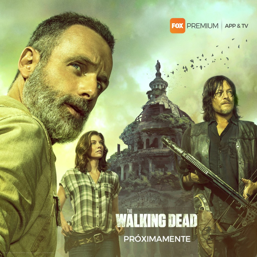 FOX Premium - The Walking Dead 9 (Español)
