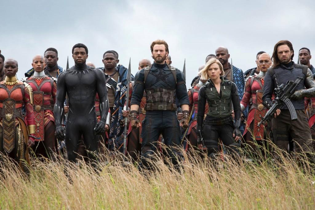 Avengers Infinity War se estrenó este año en todo el mundo. FOTO Cortesía Marvel/CineColor