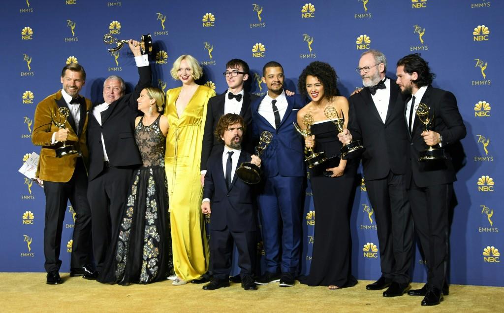 Game of Thrones es la serie más ganadora en la historia de estos premios. FOTO AFP