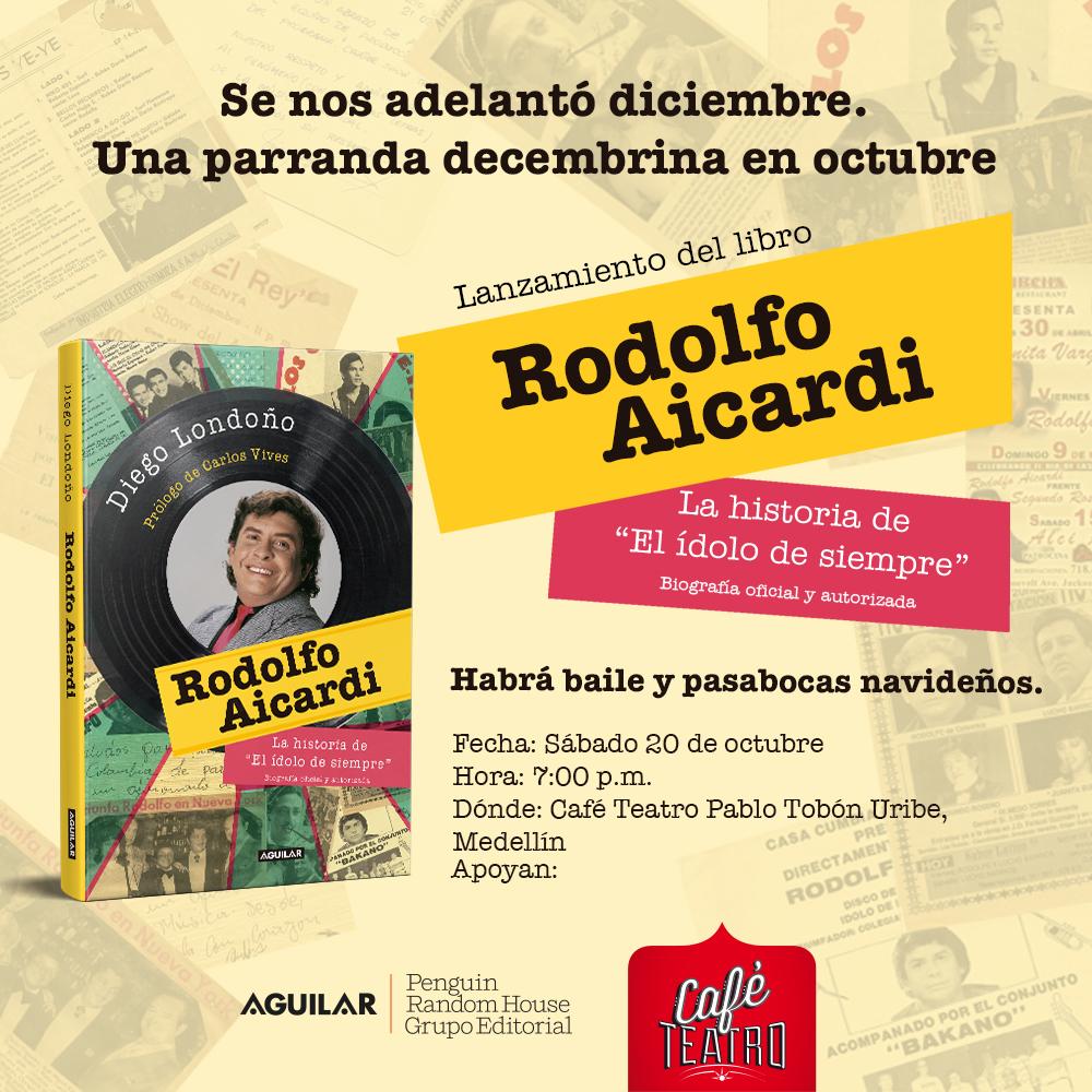 Invitación Rodolfo Aicardi