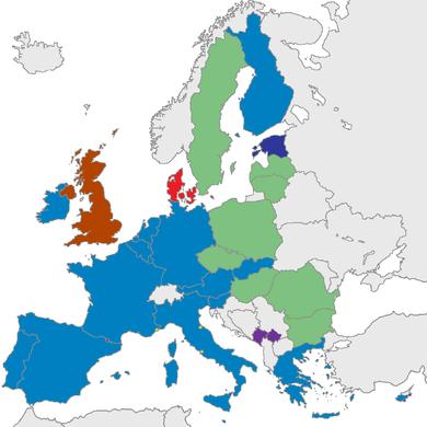 ingreso a la zona euro
