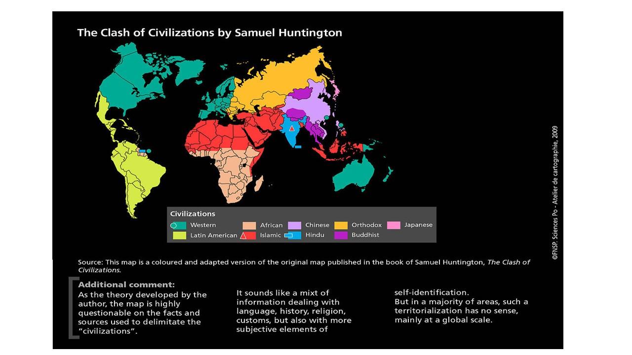 choque de civilizaciones Huntington