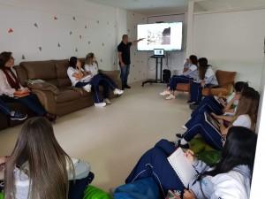 Encuentro en el colegio San José de las Vegas, 2018