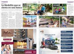 La Medellín que se sienta en una banca pag. 36-37 Tendencias - junio 11-2017-001