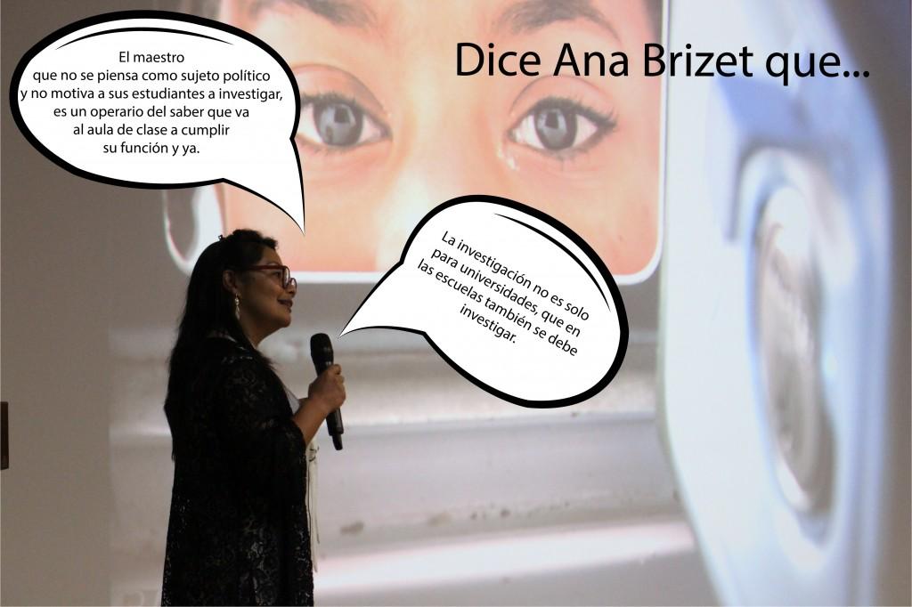 Dice Ana Ramírez