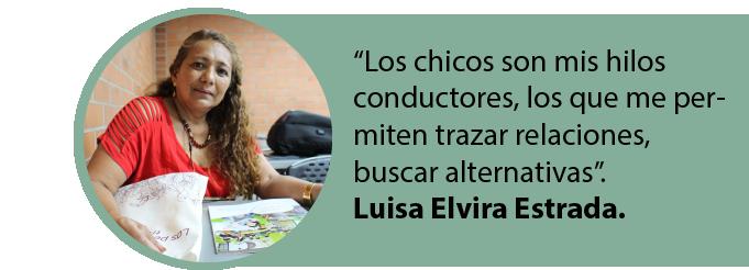 Luisa Elvira Estrada