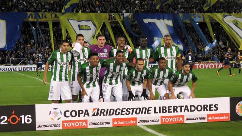 Foto cortesía Atlético Nacional