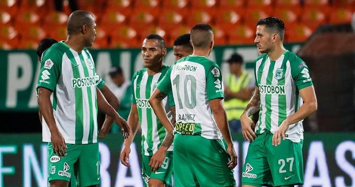 Pese a los tres goles anotados en el último partido ante Chicó, uno de los grandes problemas de Nacional es la definición. FOTO RÓBINSON SÁENZ-EL COLOMBIANO