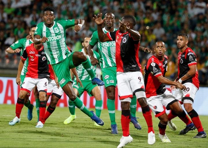 Una sorpresiva derrota tuvo Nacional ante Cúcuta en la fecha 11 de todos contra todos. Al final los de la frontera ganaron 2-3 en el Atanasio. FOTO EL COLOMBIANO.