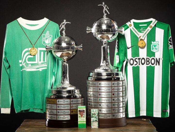 La historia de Atlético Nacional estará muy pronto reunida en un solo espacio. Imagen tomada de @museoatleticonacional