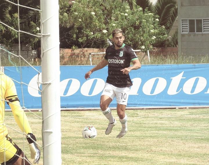 Andrés El Rifle Andrade ha sido el jugador con mayor regularidad en Nacional. FOTO CORTESÍA @NACIONALOFICIAL.