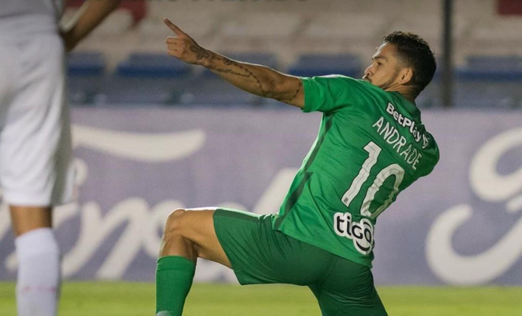 Andrés El Rifle Andrade es genio y figura de Atlético Nacional. FOTO CORTESÍA @nacionaloficial.