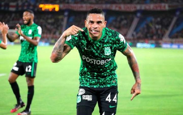 Jonathan Álvez dio un giro de 180 grado con respecto al semestre anterior. Hoy es un valuarte del gol en Nacional. FOTO DIMAYOR.