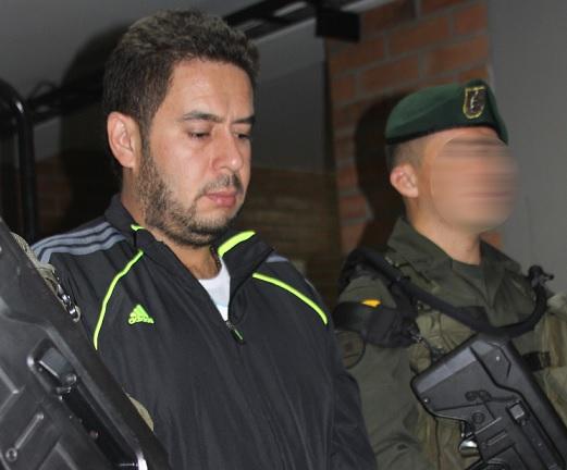"""Nelson Correa, alias """"Bolillo"""", había sido capturado en diciembre de 2010. Cortesía Policía Metropolitana."""