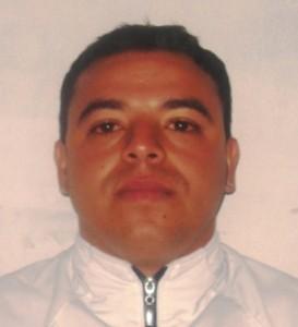 """Carlos Mario Vélez Tapias, alias """"Mario Tato"""". Cortesía."""