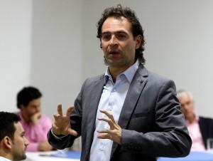Federico Gutiérrez Zuluaga, alcalde de Medellín. Cortesía.