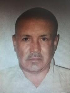 """Este es Pedro Javier Piedrahíta Ceballos, apodado """"Pedro Pistolas"""". Nació en 1962, en Yarumal, Antioquia. Cortesía."""