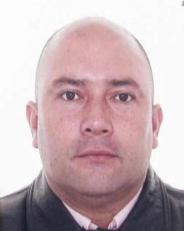 """Edward García Arboleda, alias """"Orión"""", era capitán (r) de la Policía Nacional. FOTO: Cortesía."""