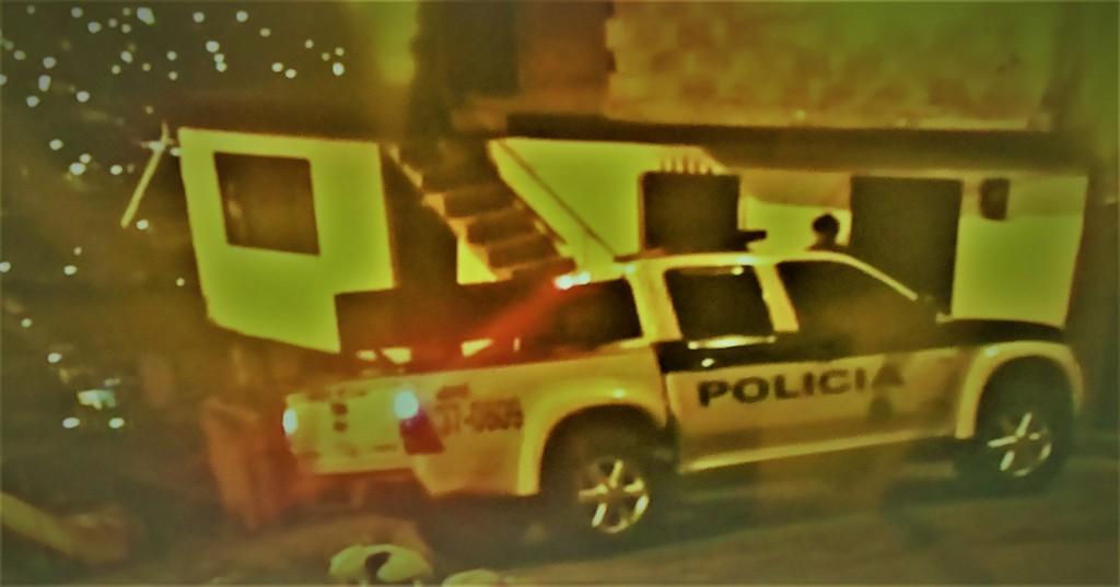 En este sector, entre los barrios San Antonio y La Libertad, ocurrió la balacera. Foto de cortesía.